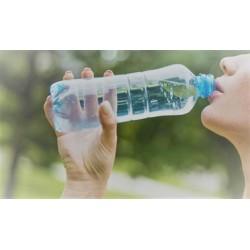 Agua y sales para una vida saludable