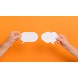 Comunicarnos sin daño para la reconciliación y la salud mental