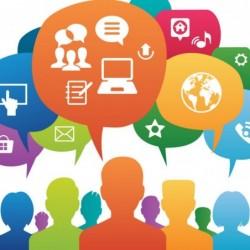 Las redes sociales en acción