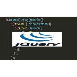 Aprende Jquery para implementar tus aplicaciones web